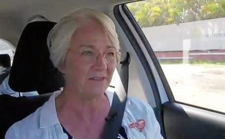 Independent Candidate Margaret Strelow plans to bring Rocky into the fast-lane.