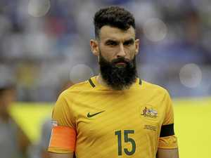 Jedinak puts himself on the spot