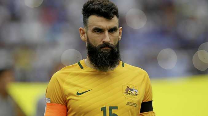 Socceroos captain Mile Jedinak has volunteered to be part of a penalty shoot-out if needed against Honduras