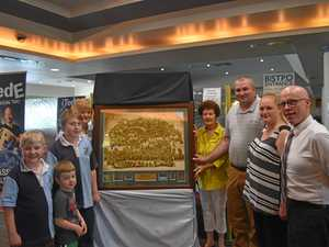 Iconic image has new home in Warwick