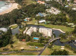 Pacific Bay Resort has sold