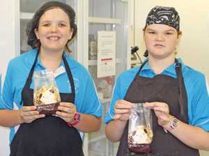 Judges serve up honours to special school tuckshop team
