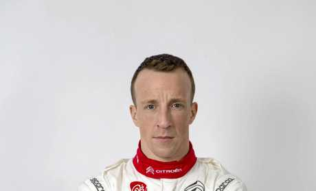 WET WOES: Citroën's Kris Meeke says if the track is wet
