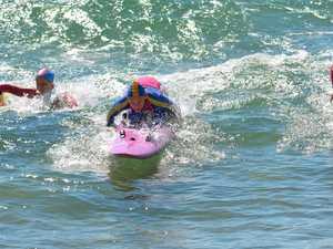 Big surf life saving event for Tannum Sands crew