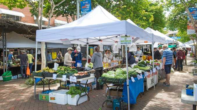 MARKET CANCELLED: The Coffs Coast Growers Markets will not be on this week as the Rally Show rolls into Coffs CBD. The market will return next Thursday.