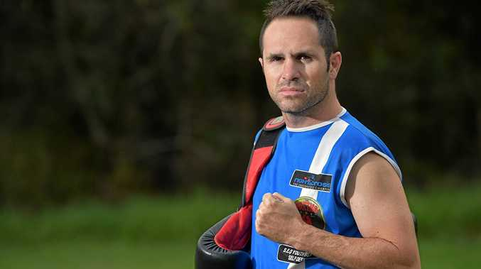 GUTTED: Coast boxer Brad Hore.
