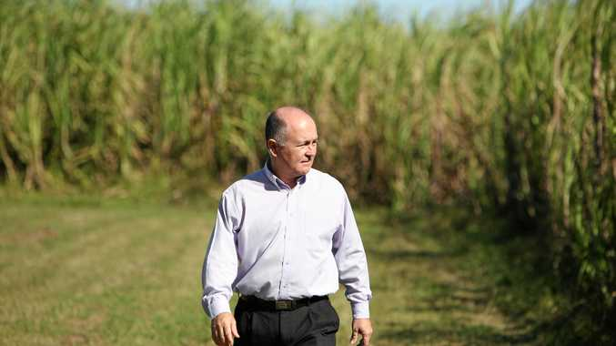 Mackay Sugar Chairman Andrew Capello outside Racecourse Mill.  Photo Lee Constable / Daily Mercury