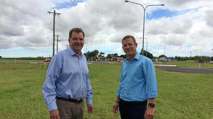 Member for Burnett Stephen Bennett and LNP candidate for Bundaberg David Batt have promised $2 million to upgrade the FE Walker St and Ashfield Rd intersection.