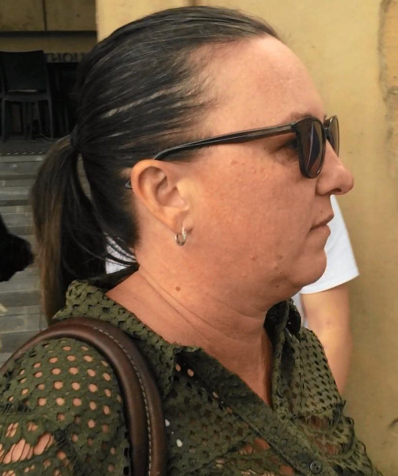 Tracy Marie Deren
