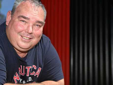 Hervey Bay Bombers coach Tony Potter.