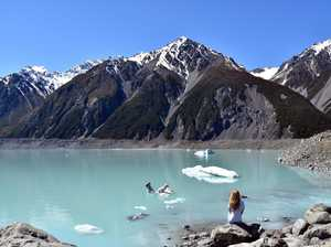 Peak time to visit New Zealand