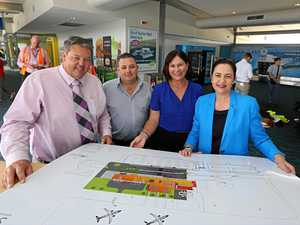 $40m airport upgrade takes off