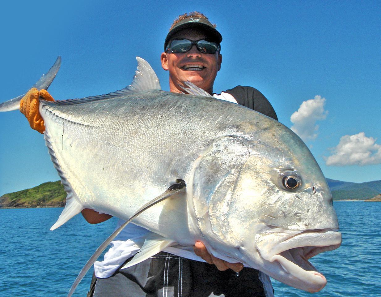 Ashley Matthews from Sea Fever Sportsfishing.