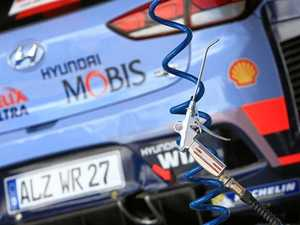 WRC at Coffs Harbour