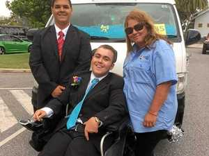 Gladstone High's first Prom night taxi in 33 years