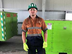 Rocky's One Nation candidate's message to Adani boss