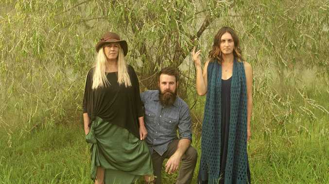 MILESTONE: Donna Simpson, Josh Cunningham and Vicki Thorn are celebrating 25 years together as The Waifs.