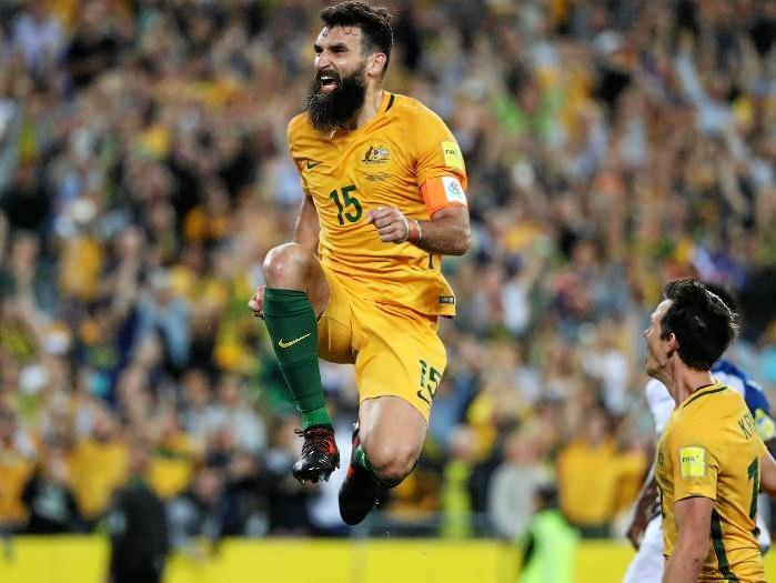 Mile Jedinak was outstanding.