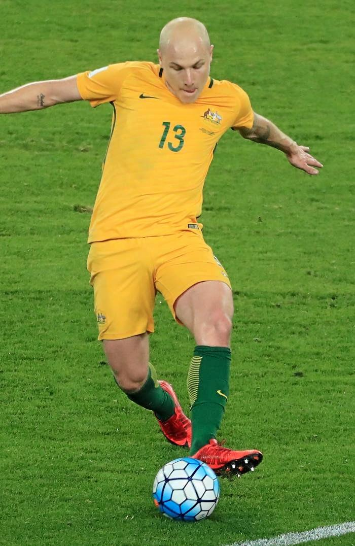Aaron Mooy completed the Socceroos 3-1 win over Honduras giving Australia qualification to the World Cup in Russia next year.