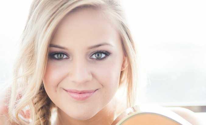 American country music singer Kelsea Ballerini.