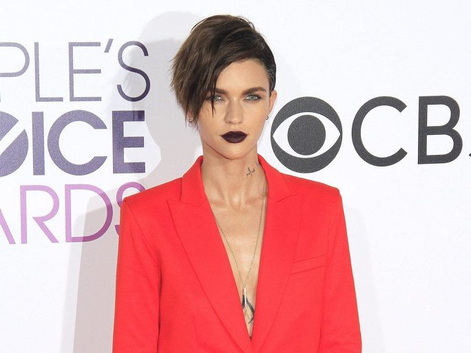 Ruby Rose has since deleted her tweet blasting Lisa Origliasso.