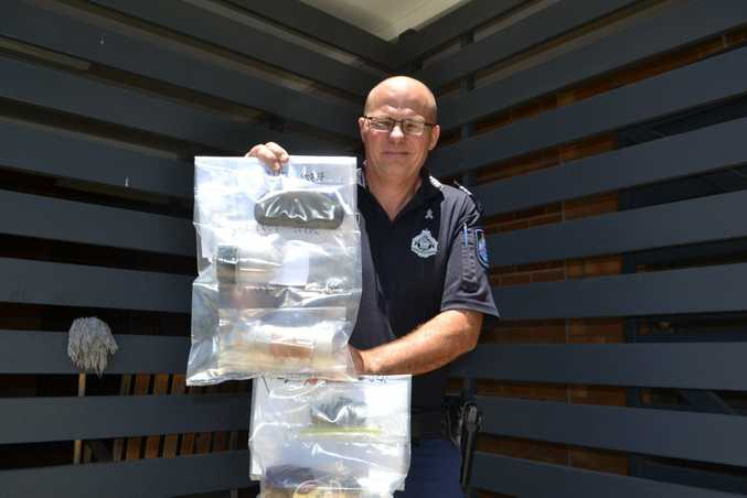 Chinchilla Police officer in charge Andrew Irvine praised police work during Operation Black Mamba October-November 2017.