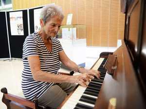 Lisa Raphael Library piano