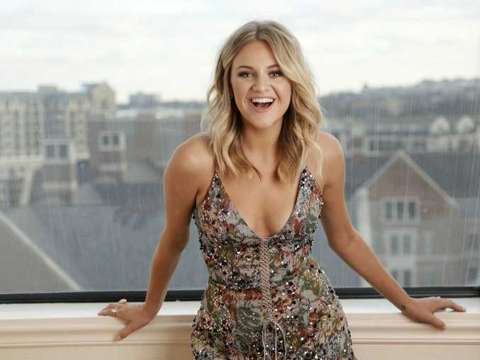 Kelsea Ballerini is excited to headline the sold-out CMC Rocks festival in March.