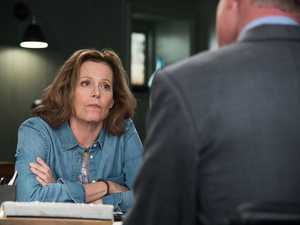 Sigourney Weaver guest stars as Beth Traywick in season eight of Doc Martin.