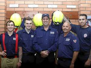 Kingy crew on fire with calls