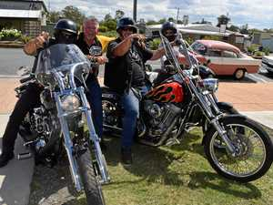 Custom cars and bikes a hit