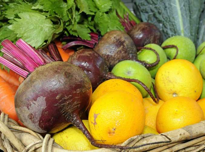 Australian's vegetable intake is lacking but scientists have come up with a way to reverse it. Photo: Bev Lacey / The Chronicle