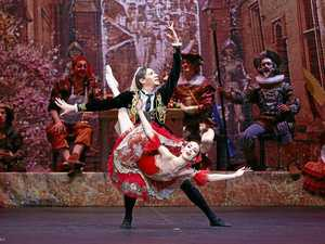 Russian Ballet back with collection of the classics