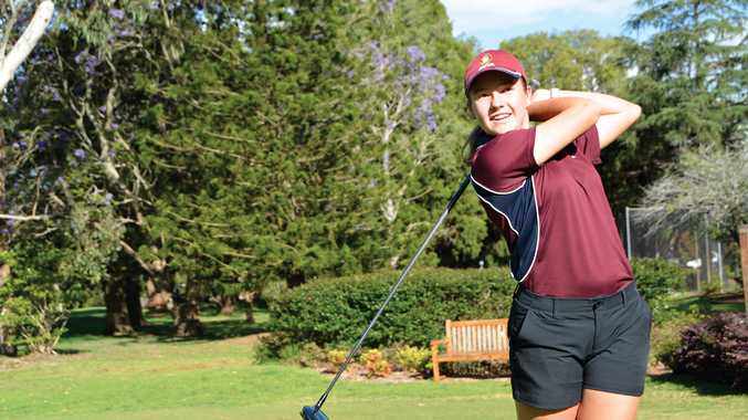 Toowoomba's Kam Dunemann is off to Sydney on Sunday to compete in the U15 Queensland team at the Australian National School Titles.