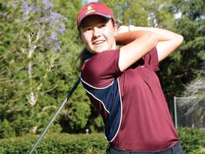 Maroons call up Toowoomba golfer for nationals