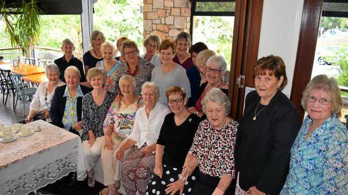 Friends reunion date in Brisbane