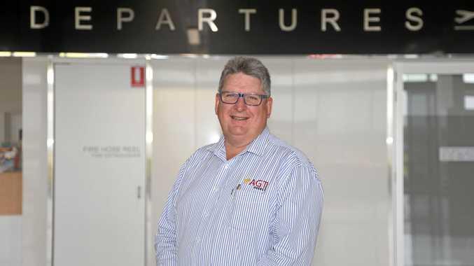 AGT Foods Australia CEO Peter Wilson.