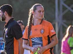 Lloyd's fourth start with Brisbane Roar