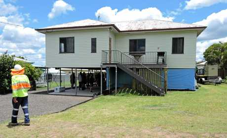 Couple from all over Australia will join one Maryborough couple from Neptune St to enter into the reality TV series competition House Rules where they will completely renovate the home for the chance to win a cash prize.