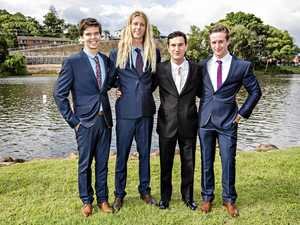 Mount St Patrick College graduates celebrate formal season