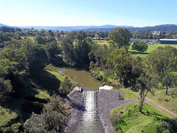 Kyogle fishway has won its second environmental award in the last month.