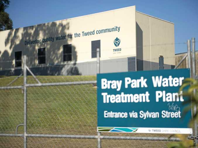 Bray Park Water Treatment Facility.