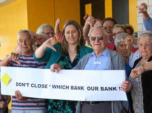 Toukley seniors putting up a fight to save local bank