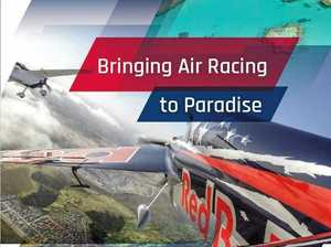 Bid for Red Bull Air Race at Airlie Beach