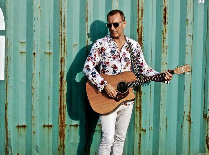 HITS: Legendary singer/songwriter James Reyne is coming to Lennox Head.