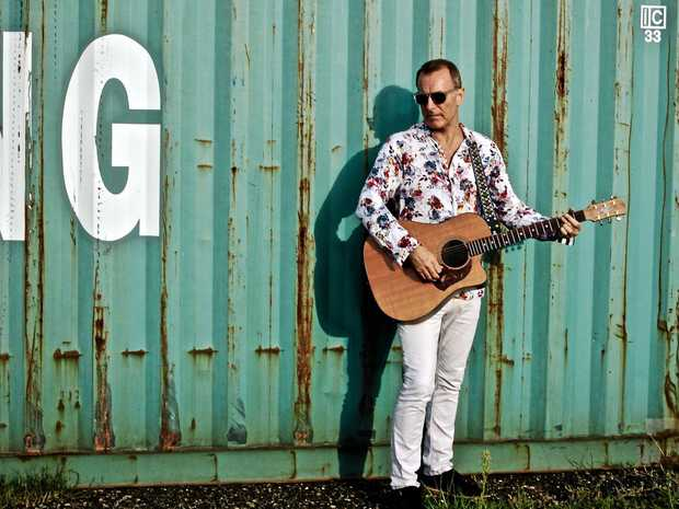 HITS: Legendary singer/songwriter James Reyne is coming to Lennox Head.