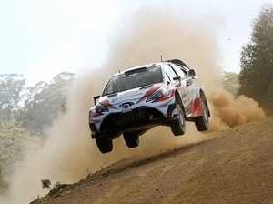 Rally Australia 2017 Shakedown.SunCoastDaily
