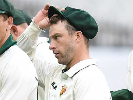 Matthew Wade's Test career is all but over.