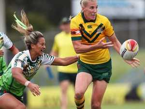 Jillaroos masterclass sounds World Cup warning