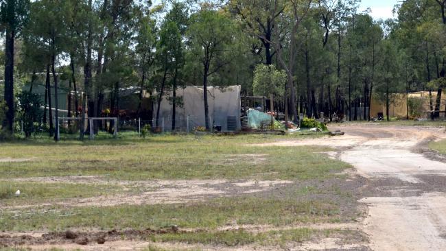 The family's Weranga property.